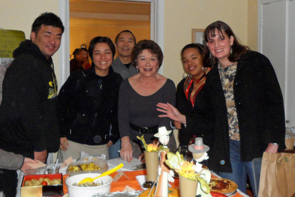 multicultural Thanksgiving