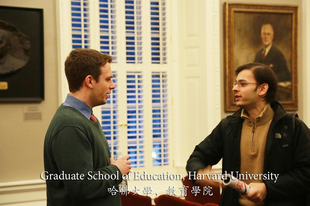 IVYLABS首次哈佛大学招聘说明会反响空前